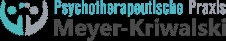 Psychotherapeutische Praxis Katharina Meyer-Kriwalski